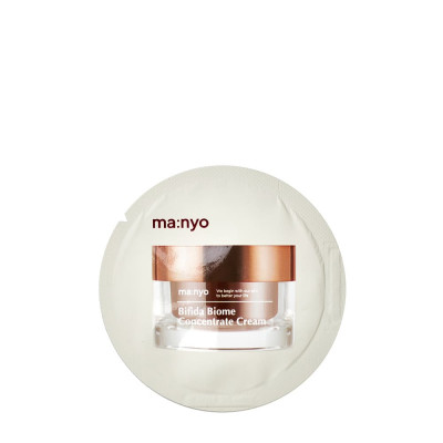 Антивозрастной крем для лица MA:NYO Bifida Biome Concentrate Cream - 1.5 мл
