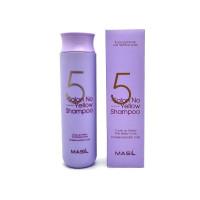 Шампунь против желтизны волос MASIL 5 Probiotics No Yellow Shampoo - 300 мл