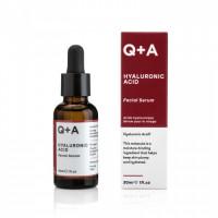 Увлажняющая сыворотка с гиалуроновой кислотой Q+A Hyaluronic Acid Facial Serum - 30 мл