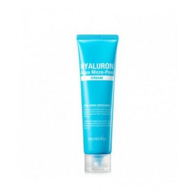 Крем гель для лица с гиалуроновой кислотой SECRET KEY Hyaluron Aqua Micro-Peel Cream