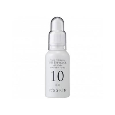 Высококонцентрированная сыворотка для отбеливания кожи ITS SKIN Power 10 Formula WH Effector