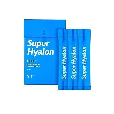 Глубоко увлажняющая ночная маска VT Super Hyalon Sleeping Mask