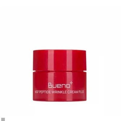 Антивозрастной крем на основе пептидов и факторов роста BUENO MGF Peptide Wrinkle Cream Plus - 5 мл