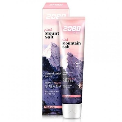 Зубная паста DENTAL CLINIC 2080 Pink Mountain Salt - 160 г