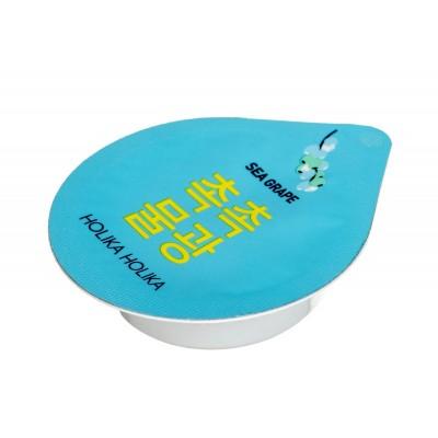 Увлажняющая маска для лица HOLIKA HOLIKA Superfood Capsule Pack - Moisturizing Sea Grape