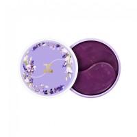 Патчи для глаз с лавандой JAYJUN Lavender Tea Eye Gel Patch