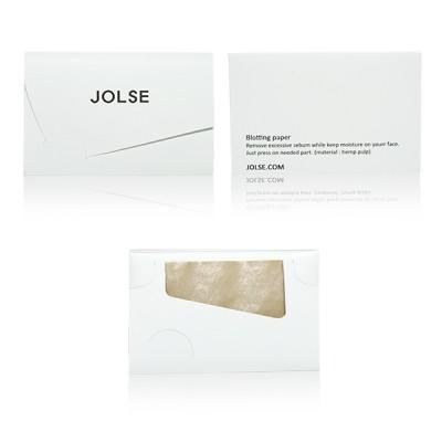 Матирующие салфетки JOLSE Blotting Paper - 25 шт