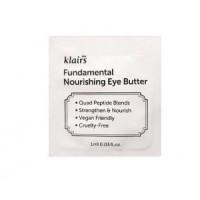 Питательный крем-баттер для кожи вокруг глаз KLAIRS Fundamental Nourishing Eye Butter - 1 мл