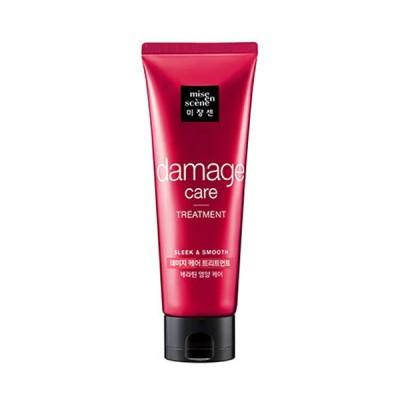 Восстанавливающая маска для поврежденных волос MISE-EN-SCENE Damage Care Treatment - 180 мл