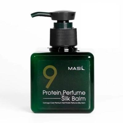 Протеиновый несмываемый бальзам для термозащиты волос MASIL 9 Protein Perfume Silk Balm - 180 мл