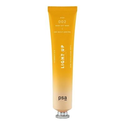Осветляющая маска с витамином С и Е PSA Light Up - 50 мл