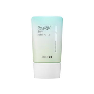 Нежный солнцезащитный крем COSRX Shield fit All Green Comfort Sun - 50 мл
