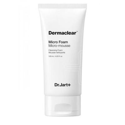 Пенка для умывания DR JART Dermaclear Micro Foam - 120 мл