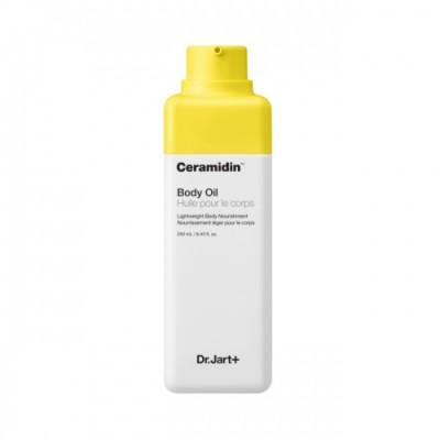 Увлажняющее масло с керамидами для тела DR JART Ceramidin Body Oil - 250 мл