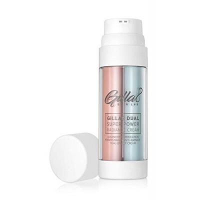 Крем 2 в 1 с эффектами увлажнения и сияния кожи GILLA8 Dual Super Power Radiance Cream
