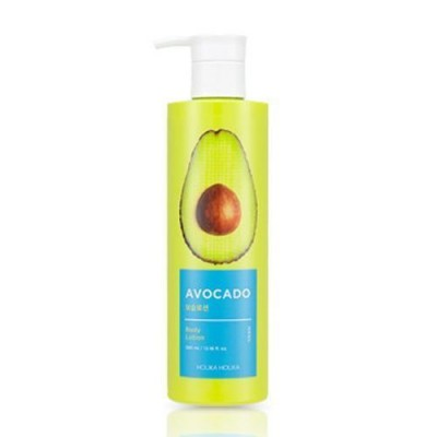 Гель для душа с авокадо HOLIKA HOLIKA Avocado Body Cleanser