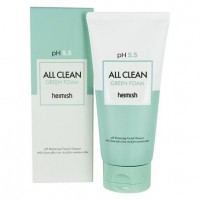 Пенка с центеллой азиатской HEIMISH All Clean Green Foam - 150 г