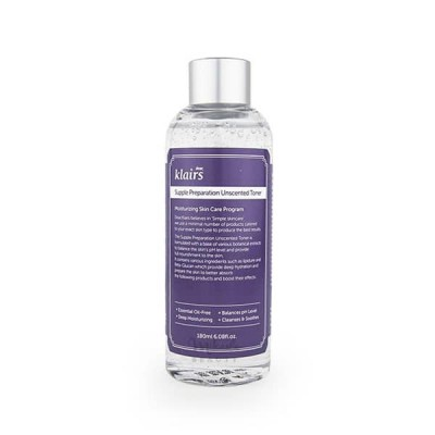 Смягчающий тонер KLAIRS Supple Preparation Unscented Toner