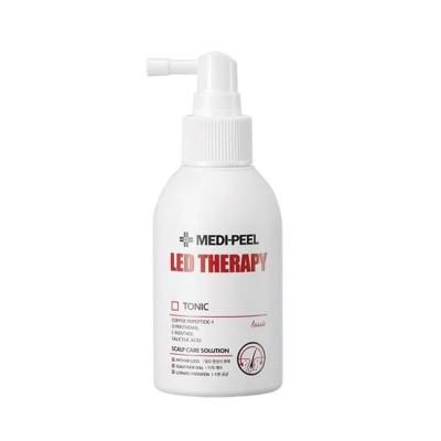 Профессиональный тоник-спрей против выпадения волос, перхоти, жирности кожи головы MEDI-PEEL Led Therapy Tonic - 120 мл
