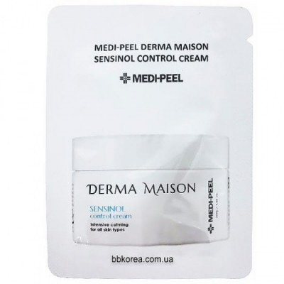 Успокаивающий крем MEDI-PEEL Derma Maison Sensinol Control Cream - 1.5 мл