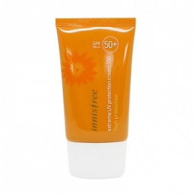 Многофункциональный солнцезащитный крем INNISFREE Extreme UV protection cream 100 high protection