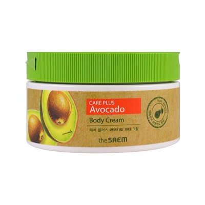 Крем для тела с авокадо THE SAEM Care Plus Avocado Body Cream