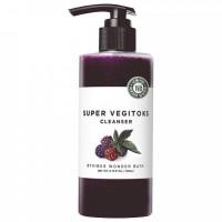 Очищающая детокс-пенка WONDER BATH Super Vegitoks Cleanser Purple - 200 мл
