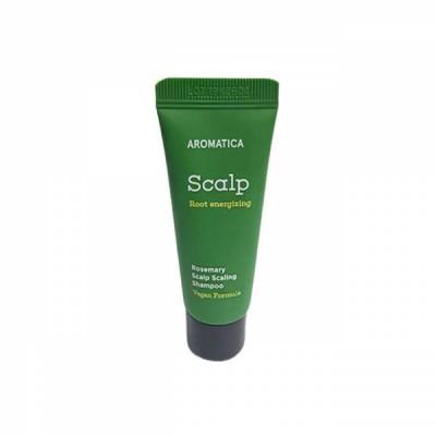 Укрепляющий шампунь AROMATICA Rosemary Scalp Scaling Shampoo - 20 мл