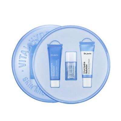 Восстанавливающий набор миниатюр DR JART Vital Hydra Solution Biome Trial Kit