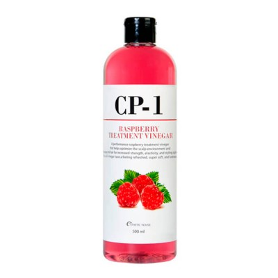 Кондиционер-ополаскиватель ESTHETIC HOUSE CP-1 Raspberry Treatment Vinegar - 500 мл