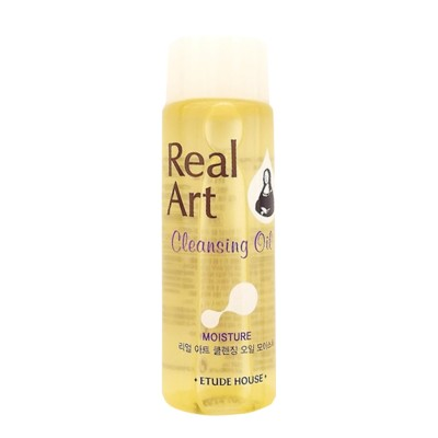Увлажняющее гидрофильное масло ETUDE HOUSE Real Art Cleansing Oil Moisture - 25 мл