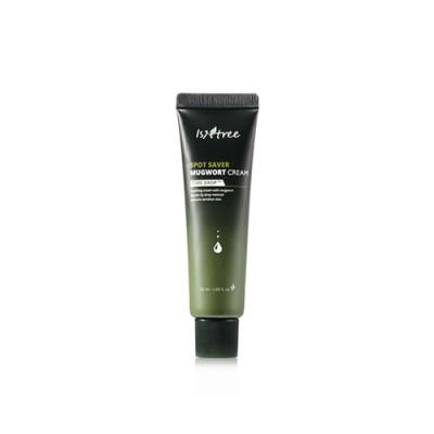Успокаивающий крем с полынью ISNTREE Spot Saver Mugwort Cream - 50 мл