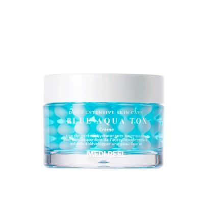 Интенсивно увлажняющий крем MEDI-PEEL Blue Aqua Tox Cream - 50 мл