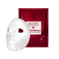 Успокаивающая тканевая маска с галактомисисом MEDI-PEEL Galactomyces Ferment Filtrate Mask