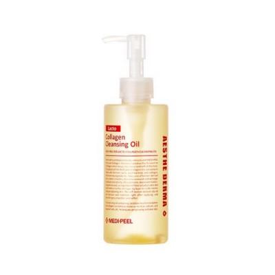 Гидрофильное масло с пробиотиками и коллагеном MEDI-PEEL Red Lacto Collagen Cleansing Oil - 200 мл