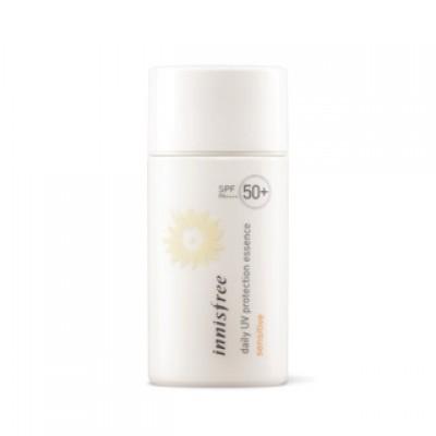 Солнцезащитный крем для чувствительной кожи INNISFREE Daily UV protection essence sensitive