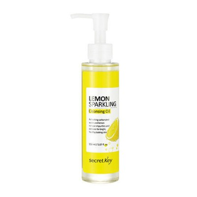 Лимонное гидрофильное масло SECRET KEY Lemon Sparkling Cleansing Oil