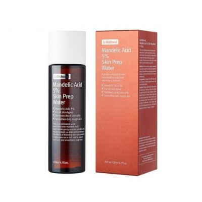 Косметическая вода с миндальной кислотой WISHTREND Mandelic Acid 5% Skin Prep Water