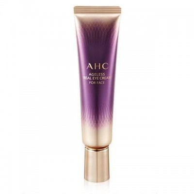 Крем для век с комплексом пептидов A.H.C Ageless Real Eye Cream for Face 30ml