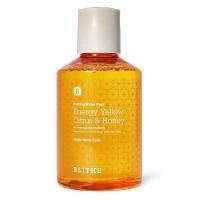 Многофункциональная сплеш-маска BLITHE Patting Splash Mask Energy Yellow Citrus & Honey - 150 мл
