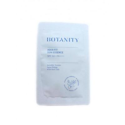 Легкая солнцезащитная эссенция BOTANITY Aqua Fit Sun Essence - 1 мл