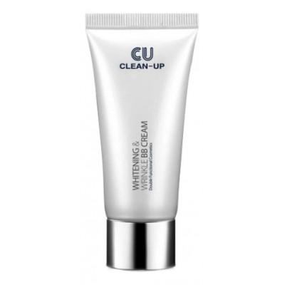 ББ крем для зрелой кожи CUSKIN Clean Up Whitening & Wrinkle BB Cream - 30 мл