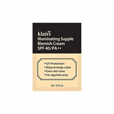 Многофункциональный ББ крем KLAIRS Illuminating Supple Blemish Cream - Пробник