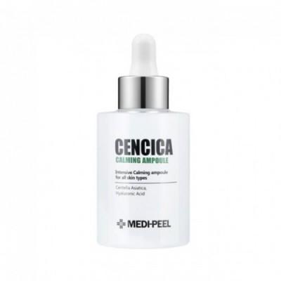 Успокаивающая сыворотка с высококонцентрированным составом MEDI-PEEL Cencica Calming Ampoule - 100 мл