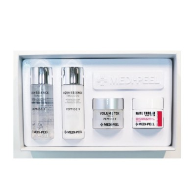 Мини-набор средств с пептидами MEDI-PEEL Peptide Skincare Trial Kit