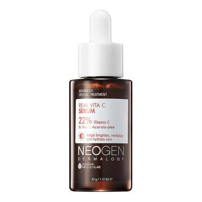 Концентрированная сыворотка с Витамином С NEOGEN Dermalogy Real Vita C Serum - 32 г