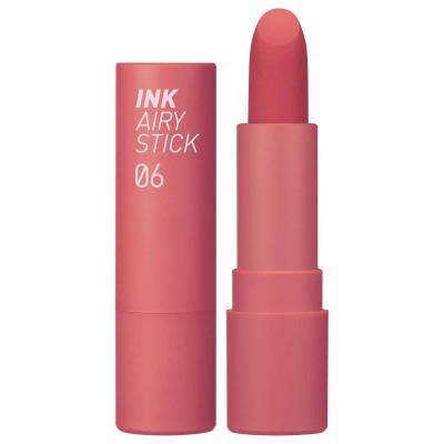 Помада для губ PERIPERA Ink Airy Velvet Stick Color 06 Daily Rose