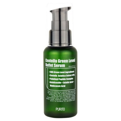 Сыворотка для лица PURITO Centella Green Level Buffet Serum