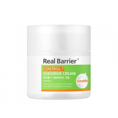 Себоругулирующий крем REAL BARRIER Control-T Sebomide Cream - 50 мл