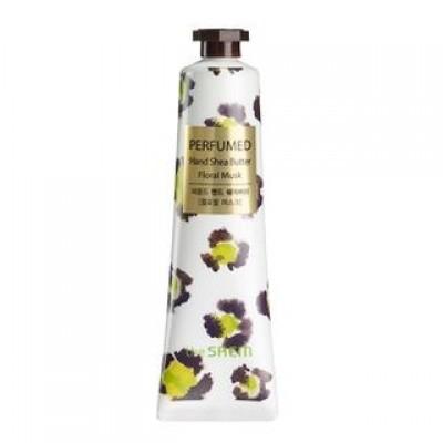 Крем для рук THE SAEM Perfumed Hand Shea Butter - Floral Musk